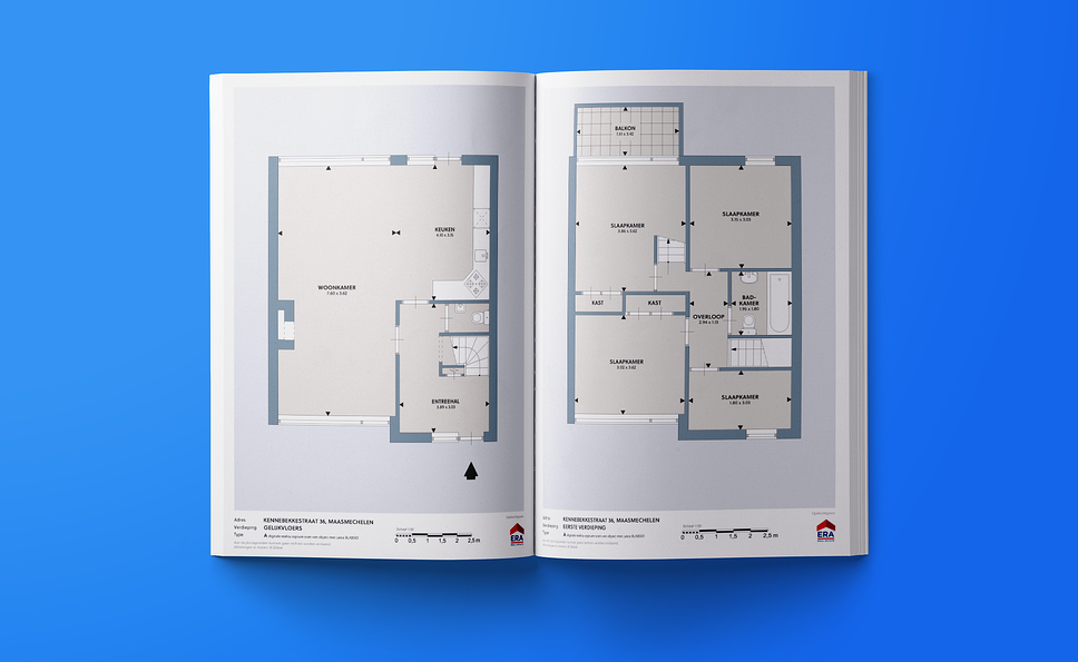 CAD-plattegronden